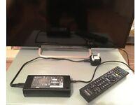 Sony Bravia KDL24W605A Smart TV with built in Wi-Fi