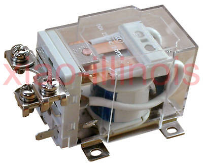 Jqx-40f-1z 50a Relay Spdt High Power Motor Control 120vac Coil -r50a120vac