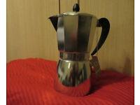 COFFEE STOVE TOP ESPRESSO POT