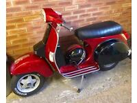 LML Star Deluxe 125 4T (Vespa PX) - **Priced LOW to sell FAST