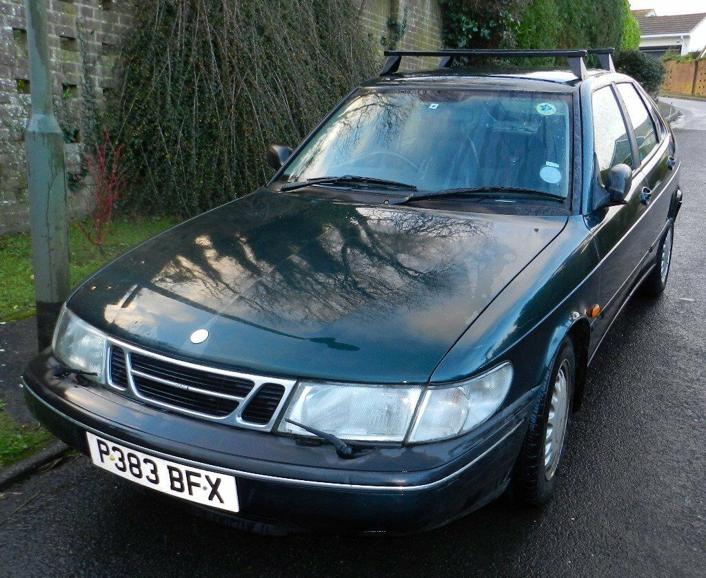 Rare 1997 Saab 900 Xs Talladega Auto