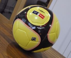 Official Match Day FA Cup Football - Perfect Condition