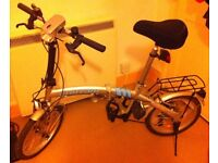 Folding Commuter Bike / Bicycle. Good Condition. Free Accessories Included. ��60 ONO.