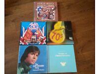 Vinyl Records Job Lot 38 x LPs / Box Sets Abba Blondie Cliff Richard Country etc