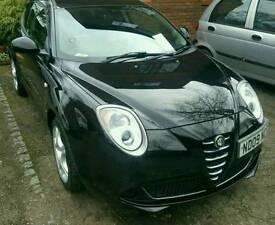 2009 Alfa Romeo Mito 1.4 low mileage