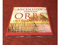 CD Ascension through ORBS meditations by Diana Cooper & Kathy Crosswell