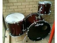 Ludwig Shell Pack / 3 Drums