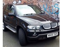 BMW X5 3.0 DIESEL FOR SALE quick sale