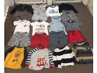 Boys age 2-3 clothes bundle lots if shorts , t shirts, tops. Gap, Next, M&Co etc. can deliver