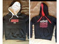 VGC TWO Unisex Designer Hoodies Hooded Tops Sweatshirts (Animal and Plain Lazy)