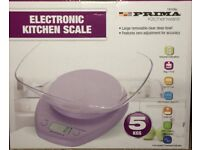 ELECTRONIC KITCHEN SCALES 5KG