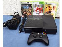 Xbox 360 E 250gb bundle