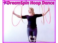 Hula Hoop Advanced - Double Hoops Tuesday 3rd July 6.15pm