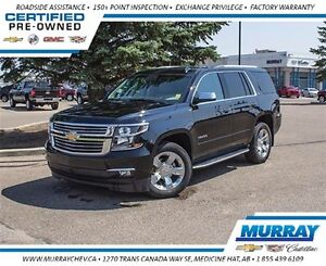 2015 Chevrolet Tahoe LTZ *4WD *Leather *7 Pass *Backup Cam