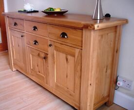 Side board oak