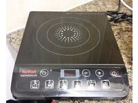 Tefal Induction Hob 2100W Ceramic Coated Cooking Plate