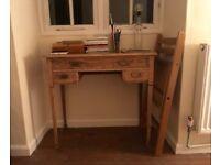 Antique wooden writing Desk