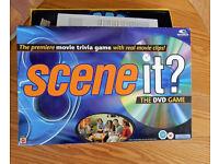 Scene It Movie Trivia Game