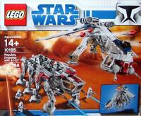 NEW LEGO STAR WARS REPUBLIC DROPSHIP WITH AT-OT WALKER 10195