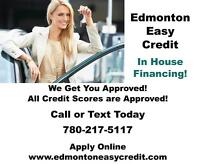 BAD CREDIT CAR LOANS! WE APPROVE WHAT BANKS AND DEALERS CANT!