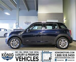 2014 MINI Cooper Countryman Cooper S (ALL4/PANO ROOF/HEATED LEAT