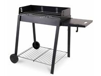 BLOOMA LONGLEY CHARCOAL RECTANGULAR BARBECUE