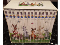 Watership Down – 10 DVD Box Set -14 Volumes - Complete set. Reduced to £8