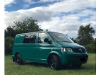 VW T5 2.5 Surf/day van