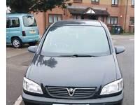 53 reg Vauxhall zafira diesel 7 seater 10 months mot
