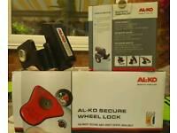 Al-ko premium safety locks