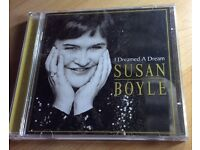 "Susan Boyle ""I Dreamed a Dream"" CD"