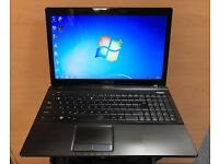 Asus Fast HD Laptop, 500GB, 4GB Ram (Kodi) HDMI, Windows 7, Microsoft office, VGood Condition