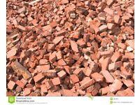 Brick hardcore 1 ton bulk bags
