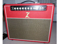 DR Z MAZ JUNIOR 18WATT, 2 X 10 COMBO WITH REVERB. P/X POSSIBLE.