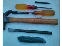 Marples chisels plus others