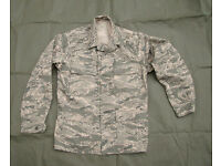USAF - Digital Tiger Stripe US Air Force Utility Jacket