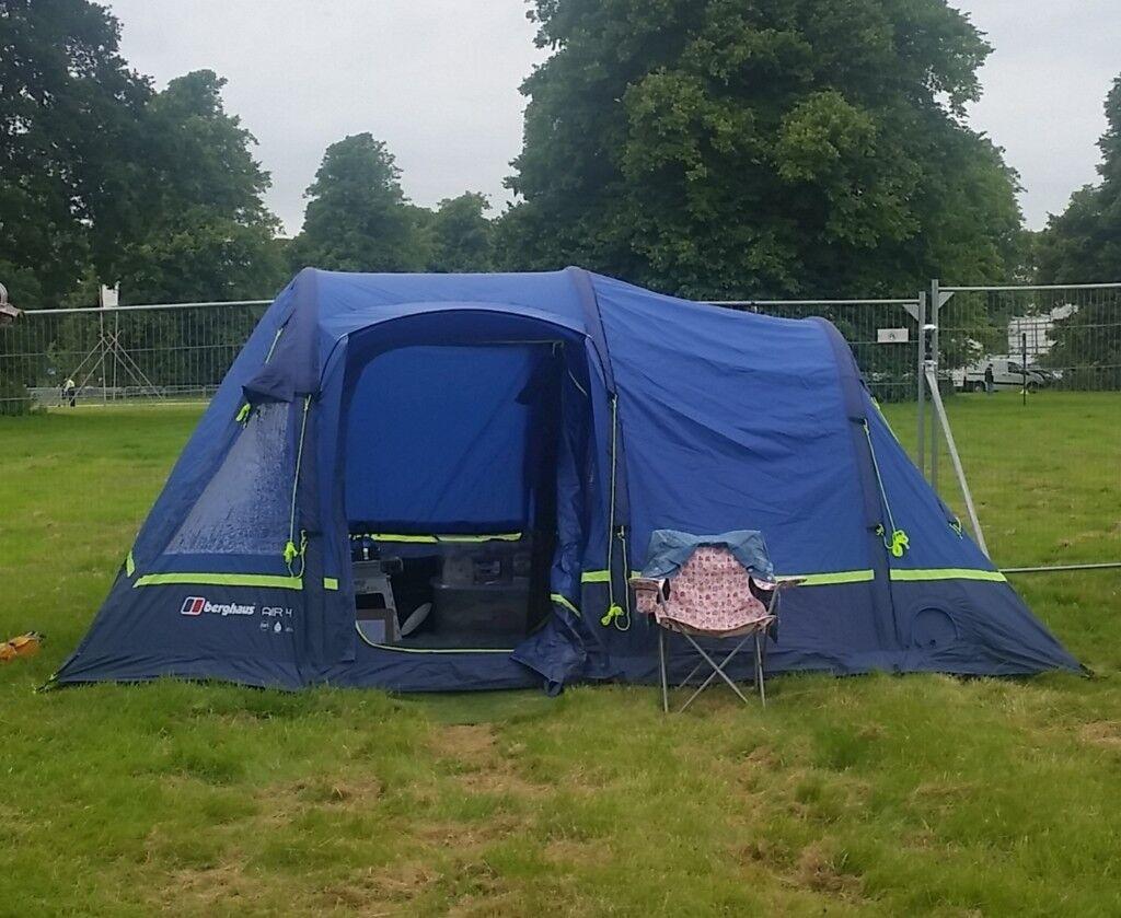 7743dc437 Berghaus Air 4 inflatable tent