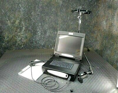 Vision Sciences Brs-5100 With Dpu-7000a Video Processor With Accessory
