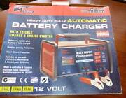 New 12 Volt Battery Charger and Engine Starter East Victoria Park Victoria Park Area Preview