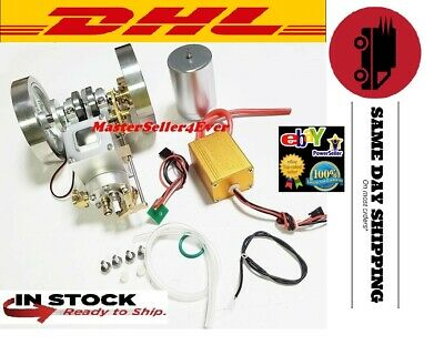 Hitmiss Gas Engine Stirling New Upgrade Model Combustion Dhl Same Day Shipping