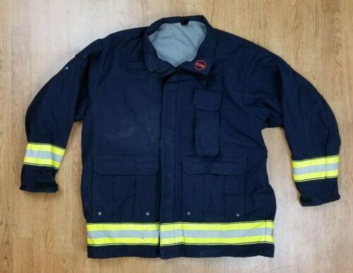 Globe LifeLine EMT EMS Tech Rescue Firefighter Turnout Jacket Sz. XL