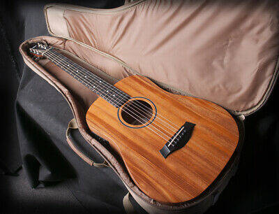 Used BT2e Baby Taylor Acoustic-Electric Guitar w/ Bag - Unplayed Condition