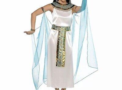 Cleopatra Costume Egyptian Queen Costume Pharaoh Women - Medium