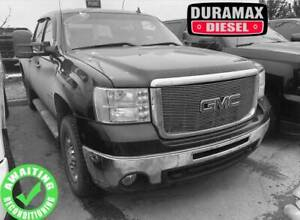 2009 Gmc SIERRA 2500HD SLT| Sun| Heat Leath| Rem Start| Dual Cli