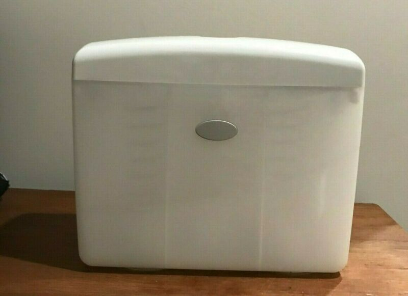 SIMPLY HOME USA COUNTERTOP MULTIFOLD HAND TOWEL DISPENSER, PLASTIC