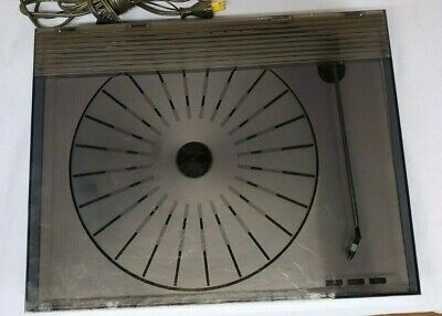 Clean, Working BANG & OLUFSEN Beogram RX2 Type 5833 Turntable Record Deck