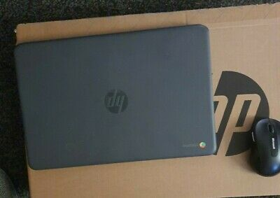 "HP Chromebook 14-db0003na 14"" Cheap Laptop deal AMD A4-9120 4GB RAM 32GB eMMC"