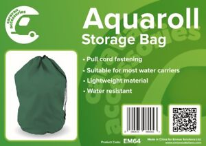 Caravan Aqua Roll And Water Hog Cover Storage Bag EM64