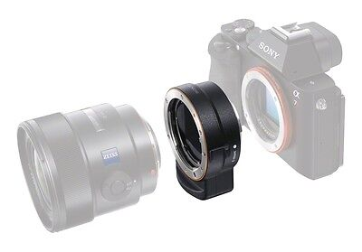 Sony LA-EA3 Objektivadapter LAEA3 ! A-Mount Adapter für 35mm E-Mount ! A7 ! A7R