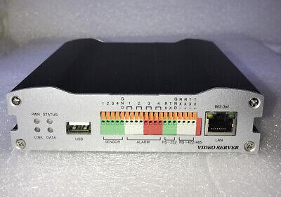 Video Server Truen 4ch Video Encoder Tcs-400